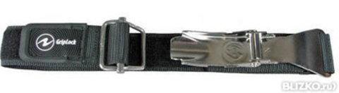 Баллонный ремень Aqua Lung с пряжкой Grip Lock