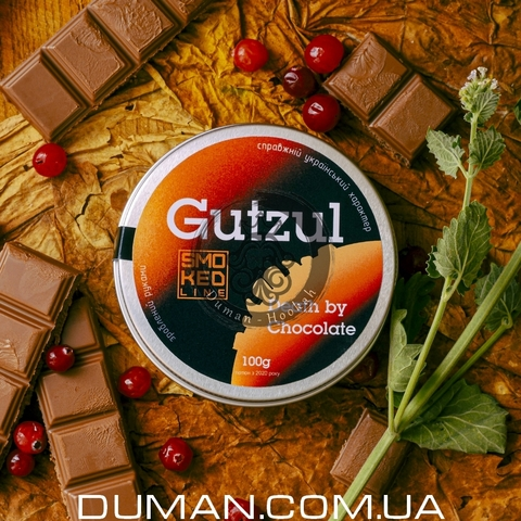 Табак Gutzul Death by Chocolate (Гуцул Шоколад Клюква Мята) |100г