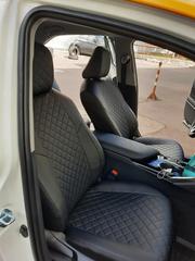 Чехлы на Toyota Camry 2017–2021 г.в.