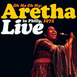 Aretha Franklin / Oh Me Oh My - Aretha Live In Philly, 1972 (Limited Edition)(Coloured Vinyl)(2LP)