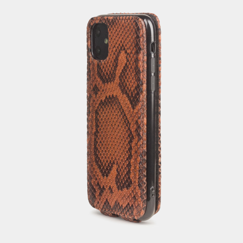 Case for iPhone 11 - python gold