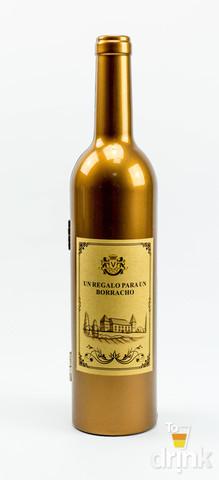 Набор для вина «Золотая бутылка», 5 предметов