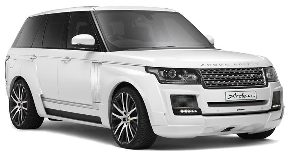 Обвес Arden AR9 Wide Body для Range Rover Vogue