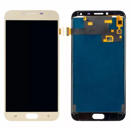 LCD SAMSUNG J4 2018 J400F + Touch Gold Orig MOQ:5