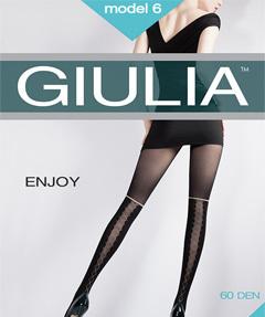 Колготки Giulia Enjoy 6