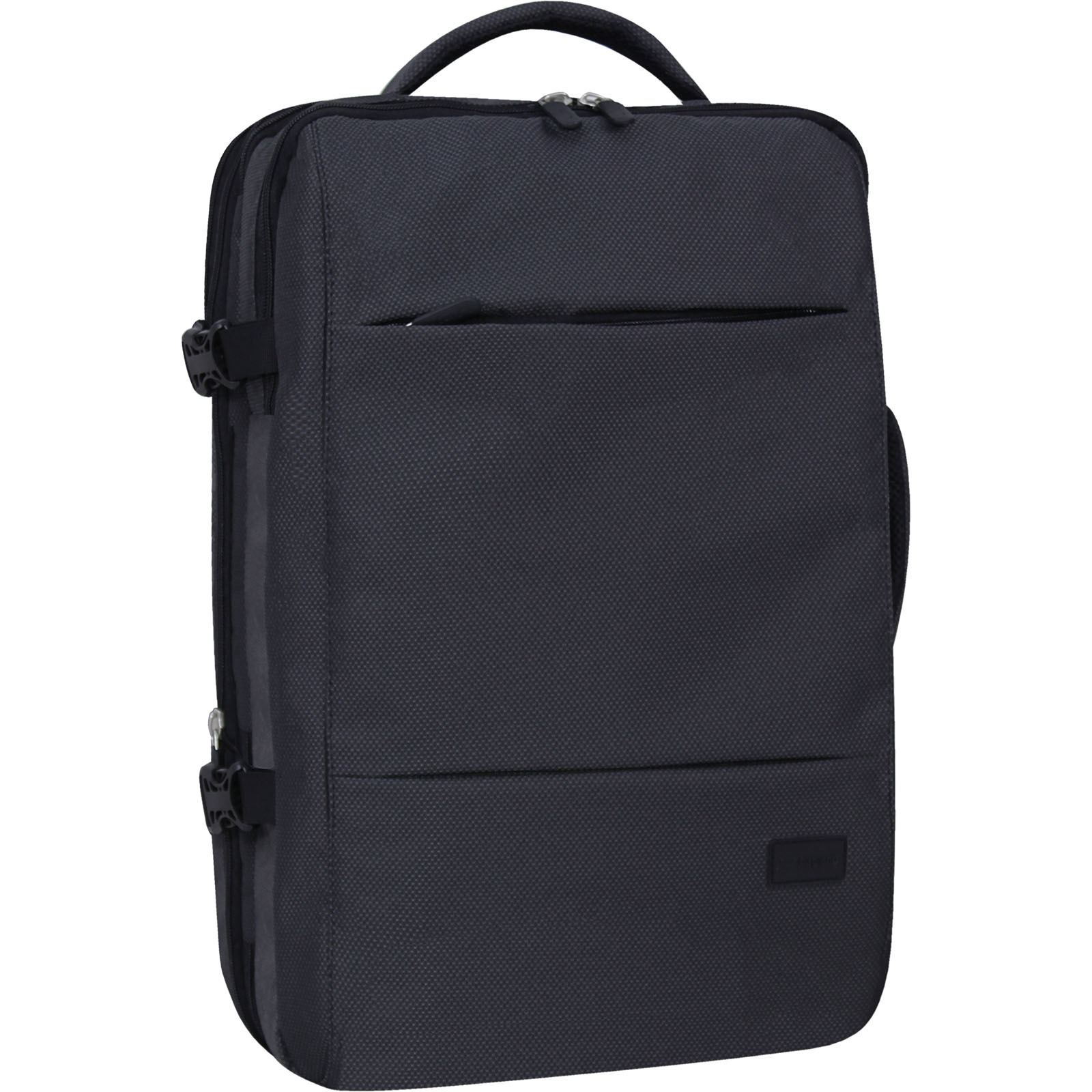 Мужские рюкзаки Рюкзак Bagland Ганновер 42 л. Чёрный (00901169) IMG_4110-1600.jpg