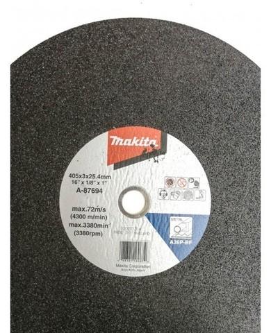 Отрезной диск Makita A-87694 (по металлу, 405х3х25,4мм)