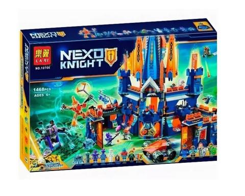 Конструктор Nexo Knight 10706 Королевский замок Найтон