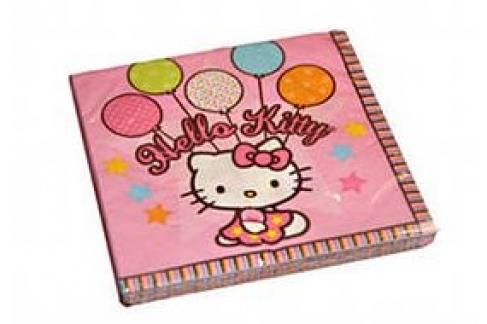 Салфетка Hello Kitty 33см 16шт