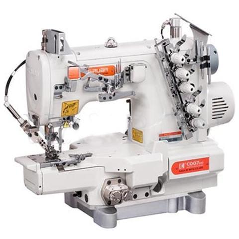 Плоскошовная швейная машина Siruba C007K-W122-356/CH | Soliy.com.ua