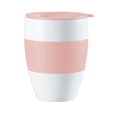 Термокружка AROMA TO GO 2.0, 400 мл, розовая