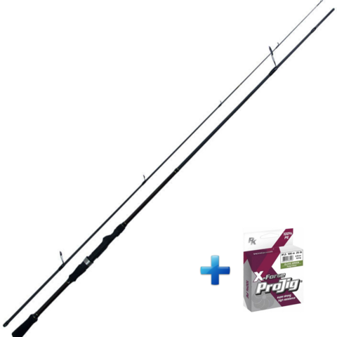 Спиннинг Maximus Zircon Jig 22 ML, тест 7-25 г.