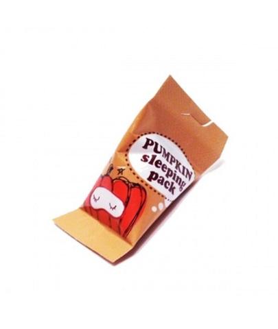 Too Cool For School Pumpkin Sleeping Pack миниатюра ночная маска с экстрактом тыквы