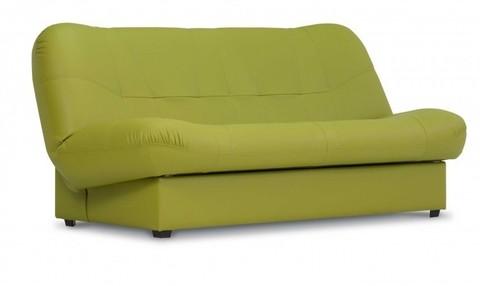 Диван Блюз клик-кляк, зеленый