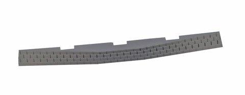 Подложка для электроприводов; правая радиусная стрелка