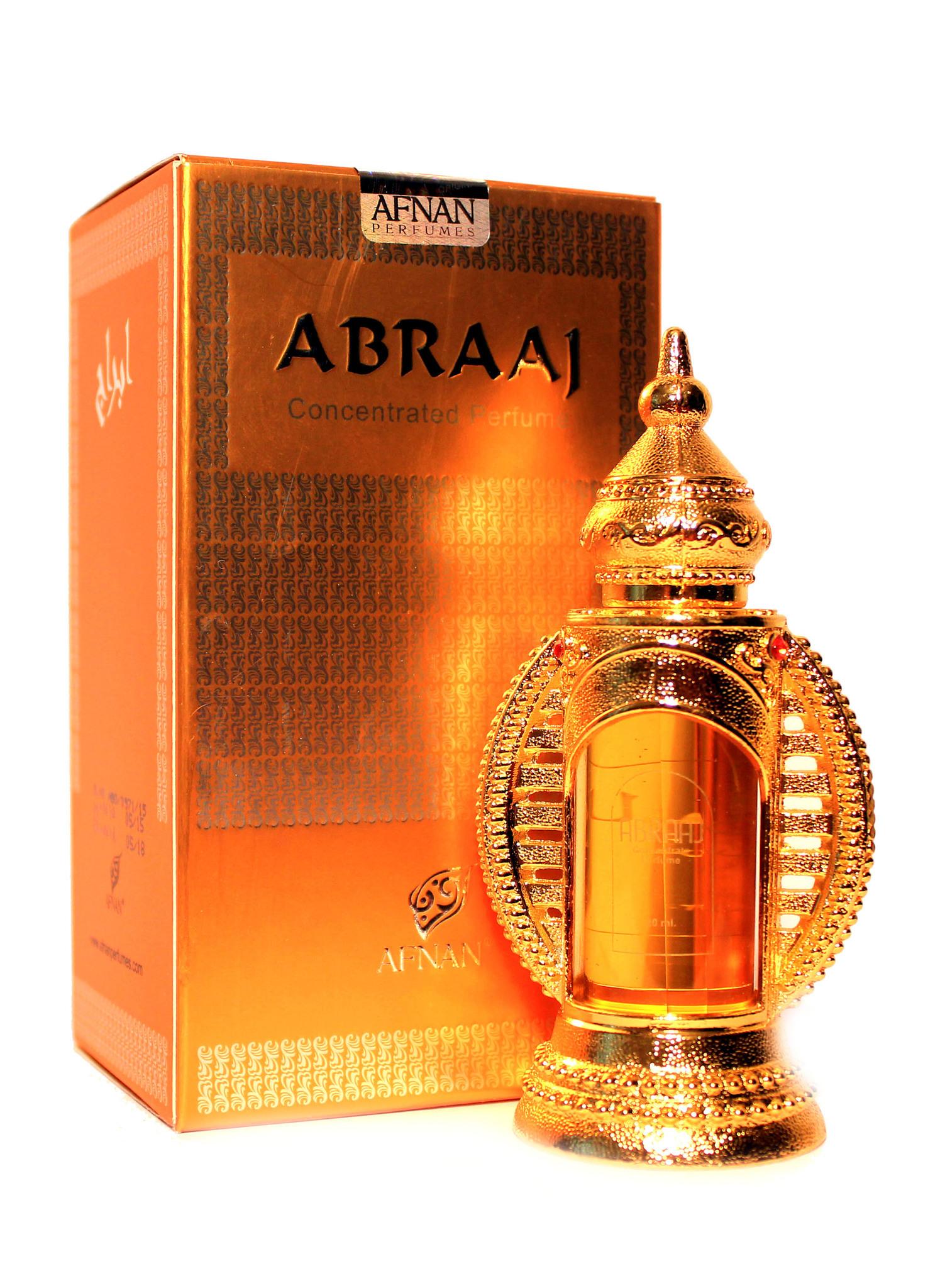 Пробник для  Abraaj Абрадж 1 мл арабские масляные духи от Афнан Парфюм Afnan Perfumes