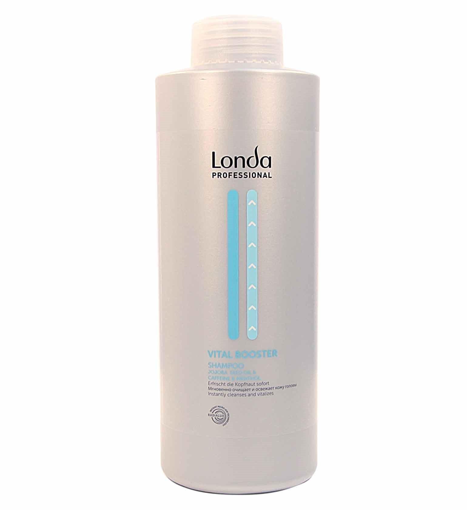 Укрепляющий шампунь против выпадения волос Londa | Vital Booster Shampoo Londa, 1л