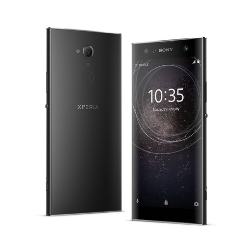 Sony H4233 Xperia XA2 Ultra 64GB Dual (Black, Черный)