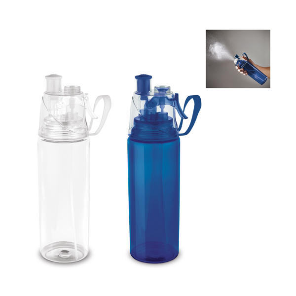 Refresh Sports Bottle, white