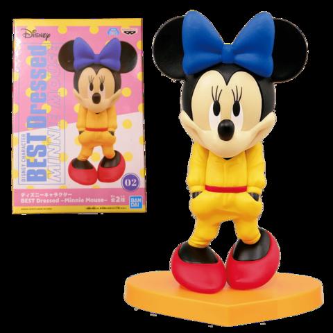 Фигурка Best Dressed: Minnie Mouse  (Ver. A)|| Минни Маус