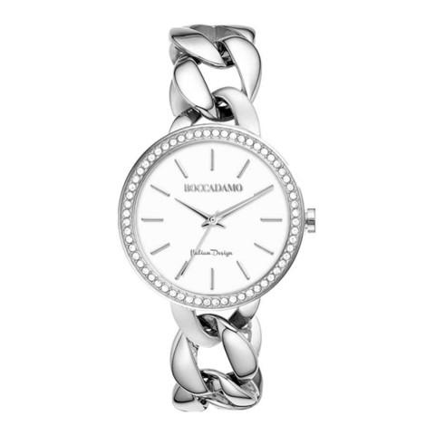 Часы LadyB Silver White LB001 BW/S