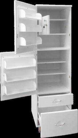 Шкаф медицинский для фармпрепаратов ШМФ-01  (мод.6) - фото