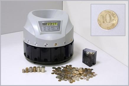 Счетчик монет PRO CS 80R