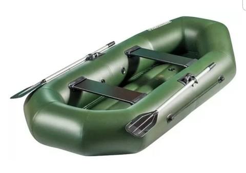 Гребная надувная лодка  двухместная АКВА (ОПТИМА) 260