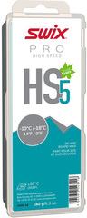 Парафин Swix HS05-18 turquoise, -10°C/-18°C, 180g