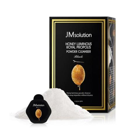 JMsolution Honey Luminous Royal Propolis Powder Cleanser энзимная пудра с прополисом и пептидами