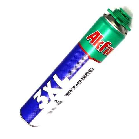 Профессиональная  монтажная пена  Akfix 3XL