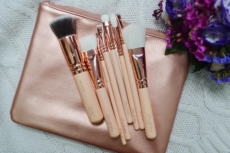 Zoeva Rose Golden Luxury Set Vol. 2