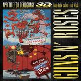 Guns N' Roses / Appetite For Democracy 3D: Live At The Hard Rock Casino - Las Vegas (2CD+Blu-ray)