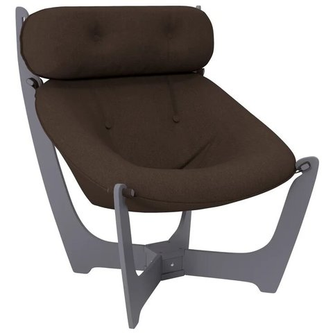 Кресло для отдыха Комфорт Модель 11 маренго/Montana 100