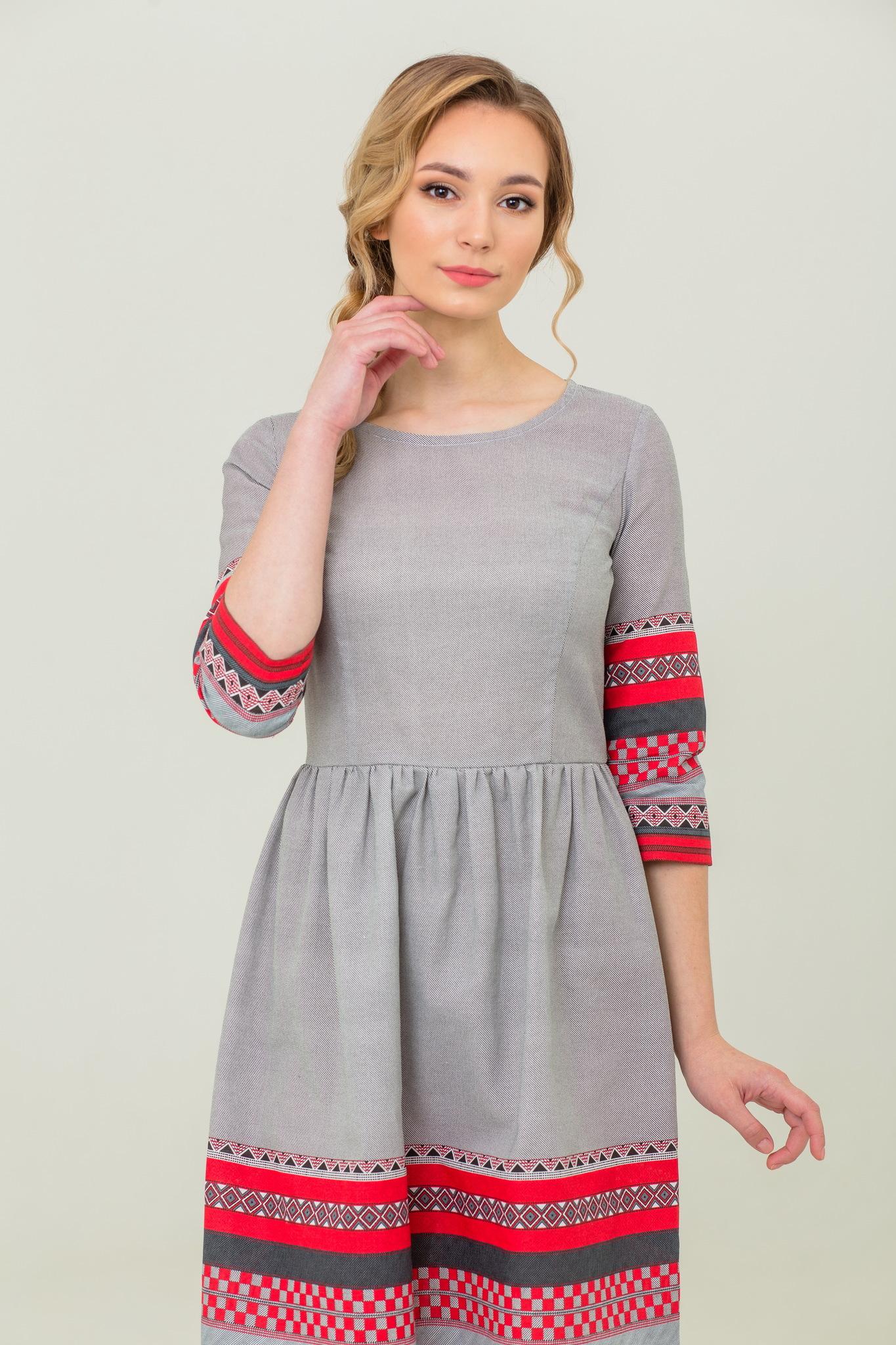 Льняное платье Шамбала купить с доставкой
