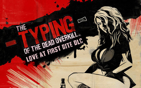 The Typing of the Dead : Overkill - Love at First Bite DLC (для ПК, цифровой ключ)
