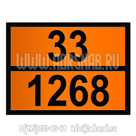 33-1268 (НЕФТЕПРОДУКТЫ)
