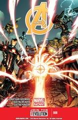 Avengers #8 (2013)