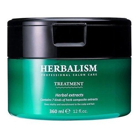 Травяная маска для волос с аминокислотами Lador Herbalism Treatment 360 мл.