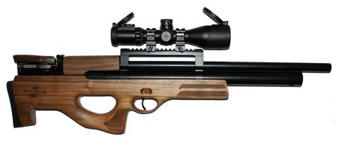 Пневматическая винтовка Ataman M2R Булл-пап SL 6,35 мм (Дерево)(магазин в комплекте)(416/RB-SL)
