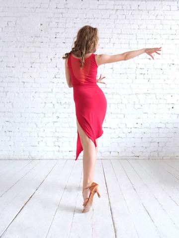 Платье для танго