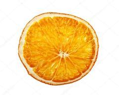Апельсин сушеный натуральный, 2 шт.