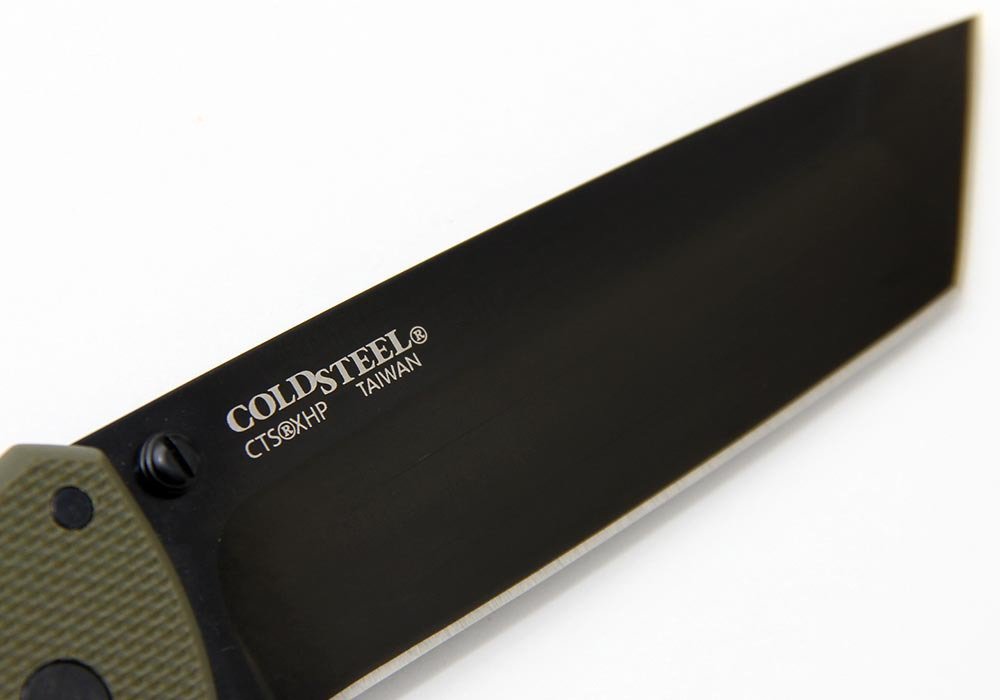 Нож Cold Steel Recon 1 Tanto Point 27TLTVG OD Green - фотография