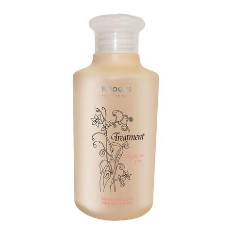 Шампунь для жирных волос,Kapous Treatment, 250 мл