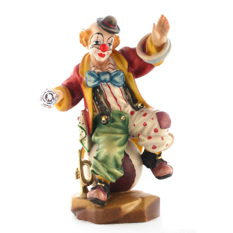 Клоун-жонглёр