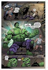 Танос против Халка