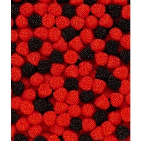 Жевательный мармелад Dulce Plus Лесные ягоды мини 1000 г