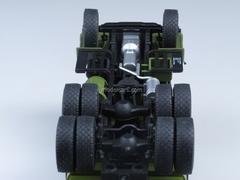 KRAZ-256B Tipper khaki 1:43 Start Scale Models (SSM)