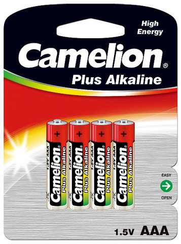 Батарейки Camelion Alkaline LR03, AAA (4/48) BL