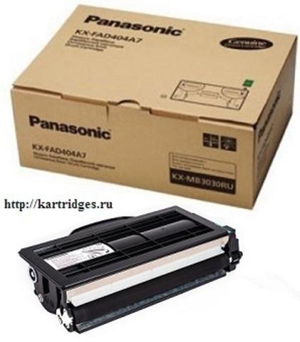 Картридж PANASONIC KX-FAD404A7